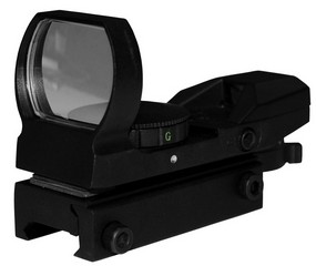Ati Tac Elctro Dot Sight Red/grn 4 Ret