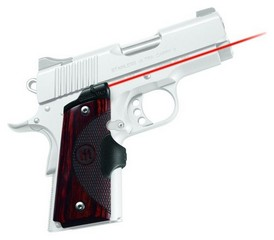Lasergrip Ms 1911 Compact Rosewood