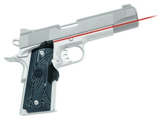 Lasergrip Ms 1911 Full-Size G-10 Blk/gry