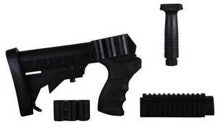 Win Mdl 1300 12ga 6pos Stock W/pstl Grip
