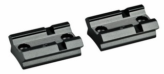 Alum Brn A-Bolt 2pc Base