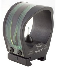 Accupin Bow Sight Grn Rail Grabber Blk