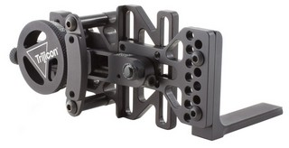 Accudial Mount Rh Blk