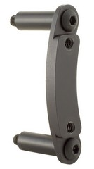 Accudial Mount Quiver Attachment Blk