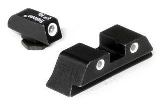 Glock 17 3-Dot F&r Night Sight Set