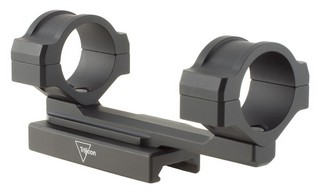 Accupoint 1in Quick Release Flattop Mnt