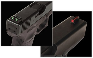 Handgun Fiber Optic Set - Sig #8/#8