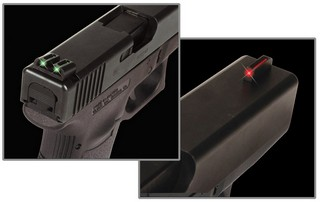 Handgun Fiber Optic Set - Sf Xd