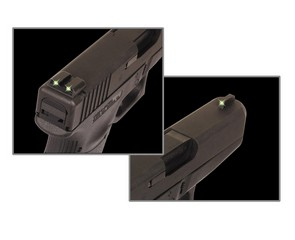 Handgun Tritium Set - Glock High